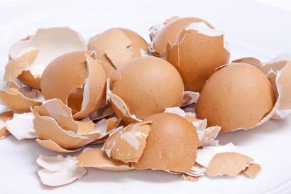 скорлупа яиц от пигментных пятен
