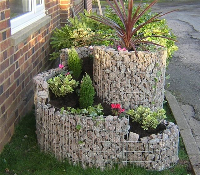 Идеи сада огорода своими руками фото
