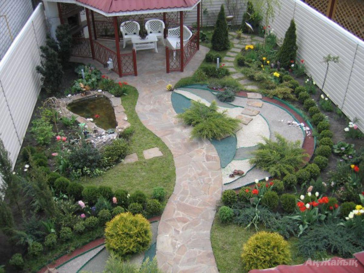 Ландшафт и дизайн садов