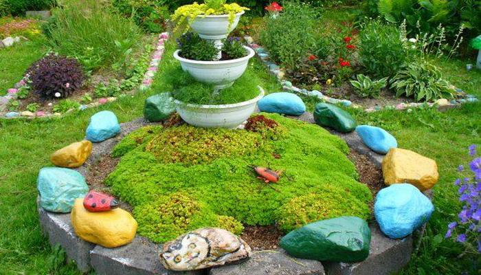 Сад и своими руками фото