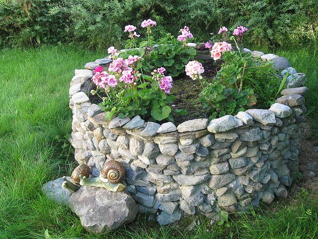 Украшение сада и огорода