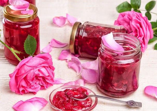 Варенье из лепестков чайной розы в домашних условиях: рецепты