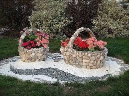 натуральный камень на даче