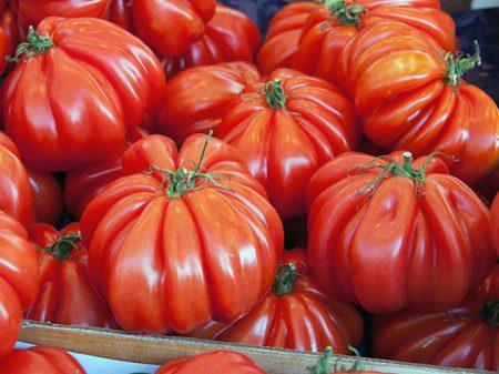 Американский ребристый томат: отзывы, характеристика и описание сорта