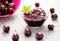 Вкусный рецепт варенья из черешни с косточками на зиму