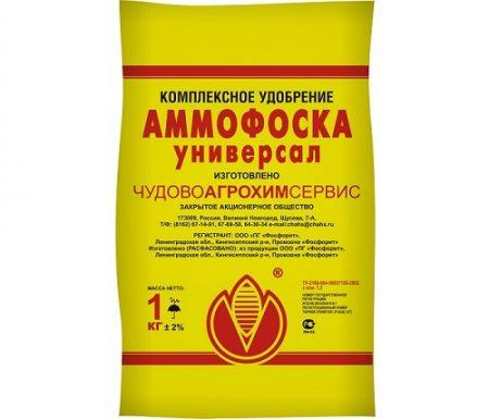 Применение аммофоски в сельском хозяйстве - Удобрения