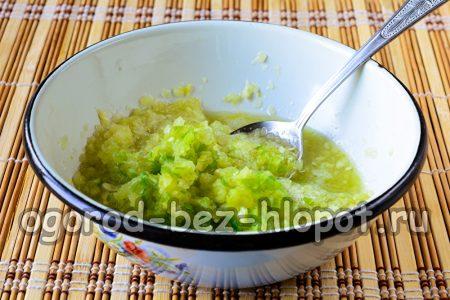 Прокрученные овощи