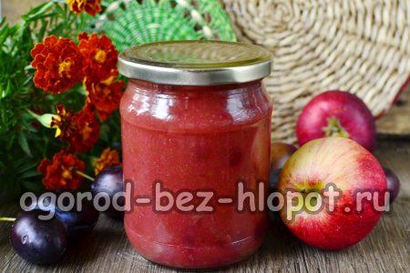 фруктовый джем