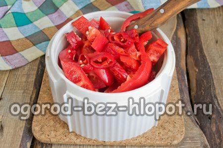 добавление перца чили