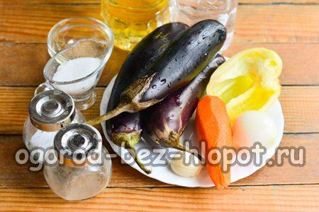 продукты для острой закуски