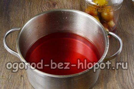 приготовление сиропа