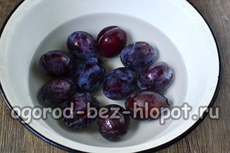 помыть фрукты