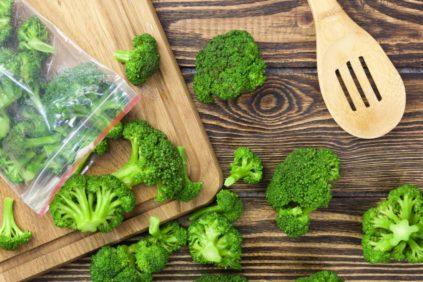 замораживаем овощи правильно