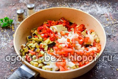 Готовить на сковороде 25 минут