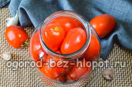 заполняем помидорами