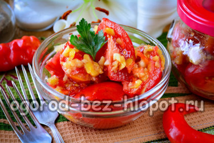 помидоры по-корейски в банке