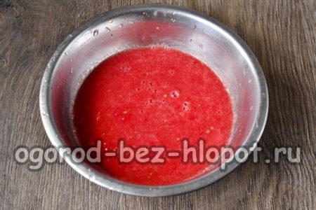 из помидоров сделать сок