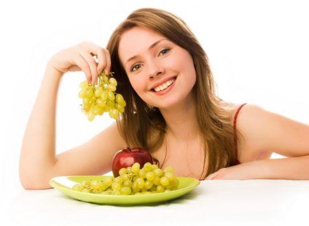 виноград на ночь