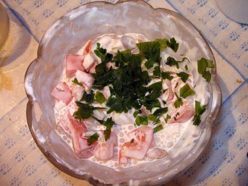 Рыжики замороженные как готовить