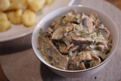 Блюда из польского гриба