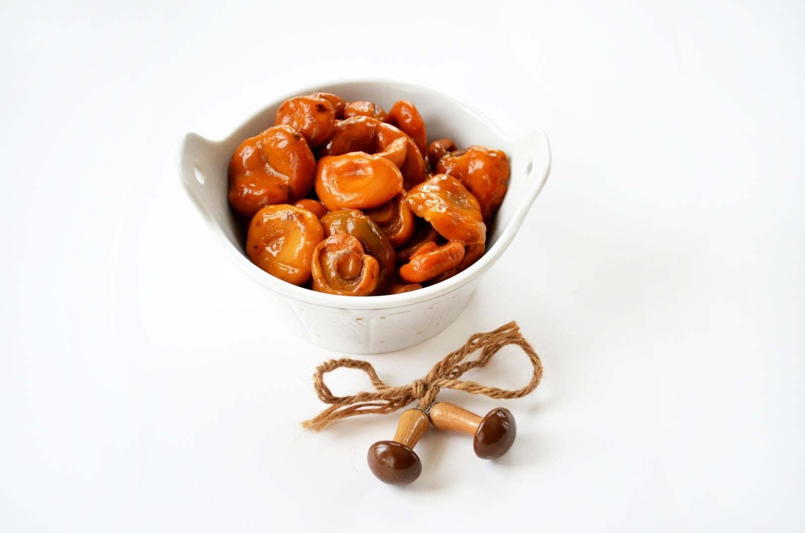 Блюдо из рыжиков