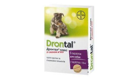 Дронтал