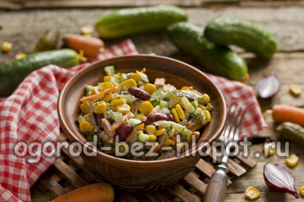 5 вкусных салатов на новогодний стол 2020