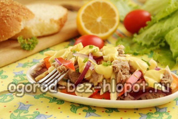 салат Пражский готов