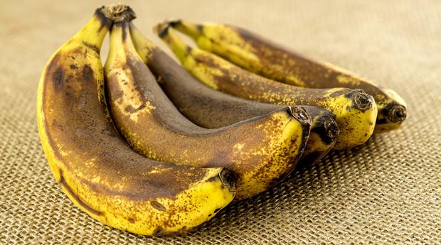 Переспелый банан