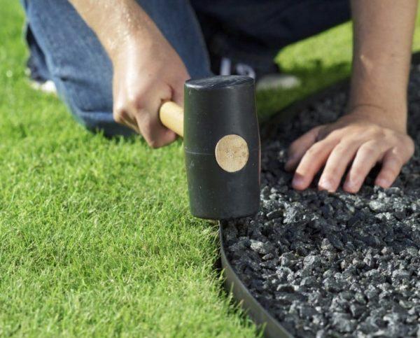 Садовые дорожки - как сделать своими руками из подручных материалов (145 фото)