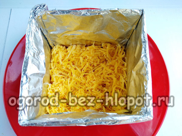 слой сыра