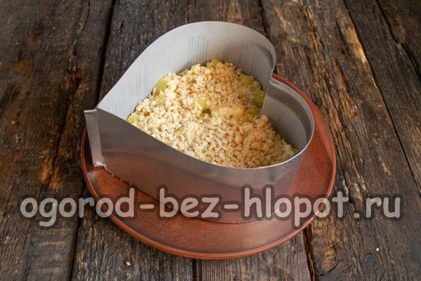 слой орехов