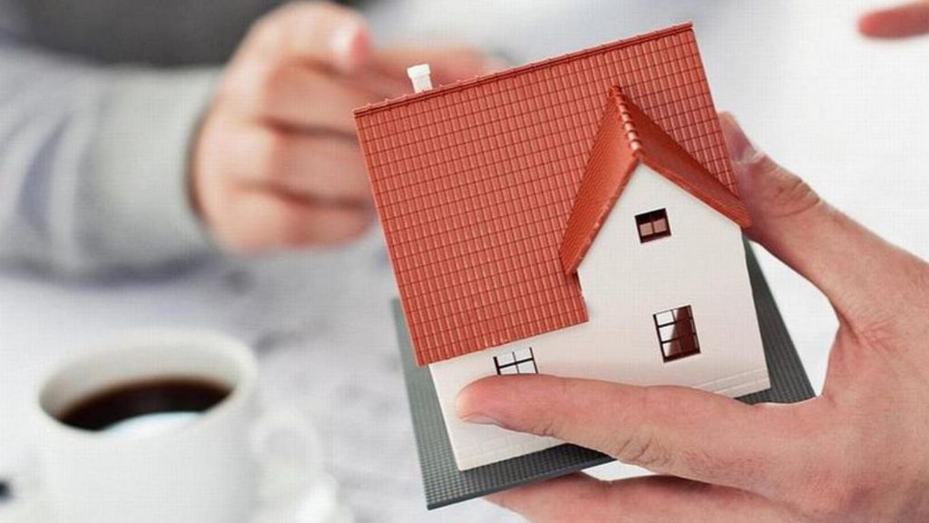 оформить дачный дом