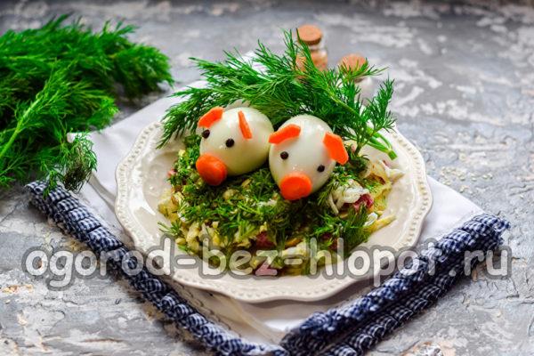 поросята из яиц