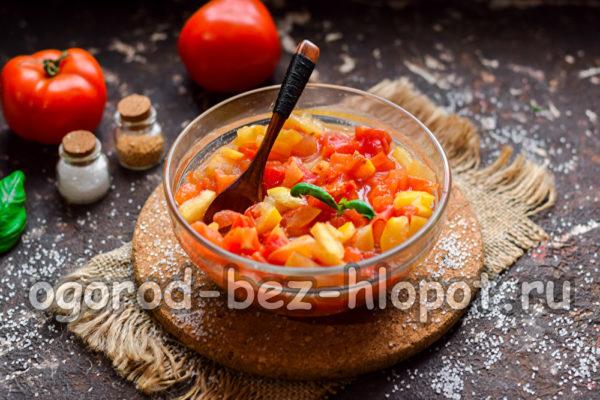 варенье из помидоров