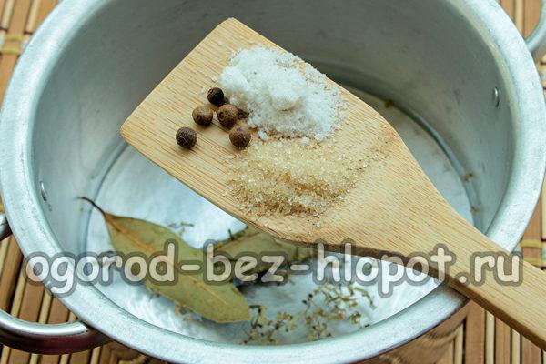 соль, сахар, перец