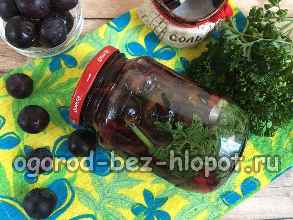 маслины из терна в домашних условиях