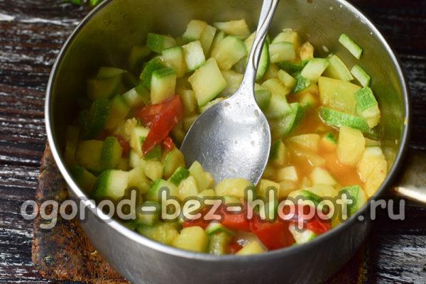 тушить салат